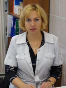Василевская И. В. Врач дневного стационара